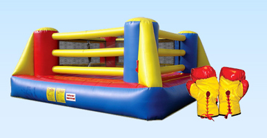 Adult Jumping Castle Hire-Bouncing Boxing