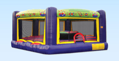 Adult Jumping Castle Hire-Rock'n'Roll Jousting