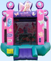 Jumping Castles-Barbie