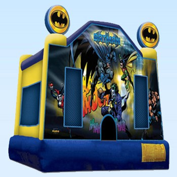 Jumping Castles-Batman