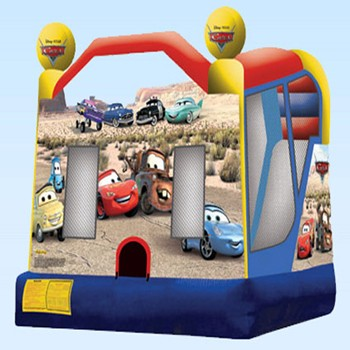 Jumping Castles-Cars