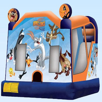 Jumping Castles-Looney Tunes