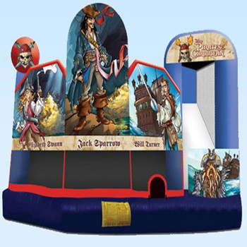 Jumping Castles-Pirates