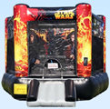 Jumping Castles-Star Wars