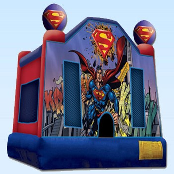 Jumping Castles-Superman