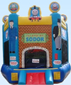 Jumping Castles-Thomas The Tank Engine