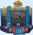 Jumping Castles-The Wiggles